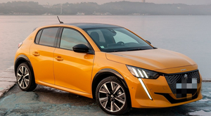 Electric goes mainstream: The new Peugeot e-208
