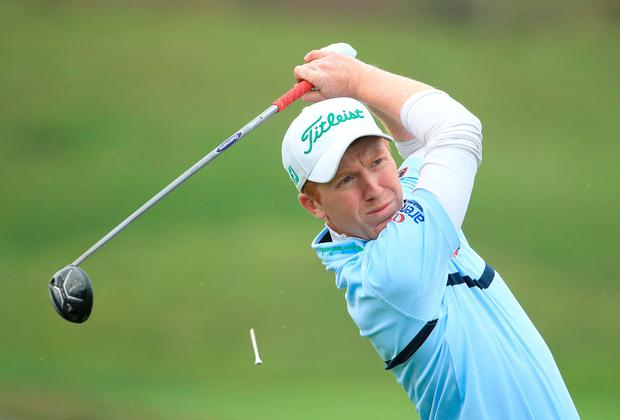 Gavin Moynihan is chasing another top-five finish this week. Photo: Andrew Redington/Getty Images