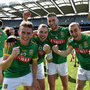 Meath players celebrate after the Christy Ring Cup Final match between Down and Meath at Croke Park in Dublin. Photo by Matt Browne/Sportsfile