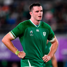 'After Saturday's drubbing in Tokyo, Ryan fronted up, which is more than you can say about the majority of his team-mates.' Photo by Ramsey Cardy/Sportsfile