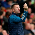 TOUGH GOING: Robbie Keane's job at Boro is turning into a nightmare. Pic: Richard Sellers/PA Wire