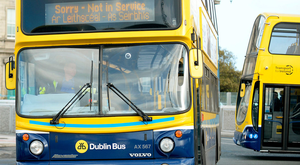 It is believed Bus Connects has reduced the number of routes on which people would have to change to a second bus, but this remains to be seen when today's revised plans are unveiled. Stock photo: Caroline Quinn/PA Wire