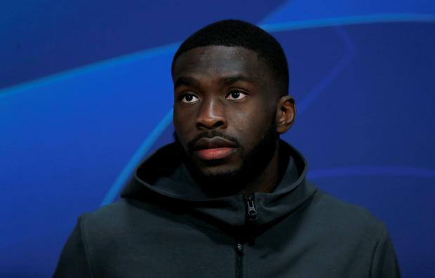 Tomori: 'The manager spoke to us after and said there was help there if needed. It's just one of those things'. Photo: Action Images via Reuters/Lee Smith
