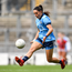 Sinéad Goldrick of Dublin during the TG4 All-Ireland Ladies Senior Football Championship Semi-Final match between Dublin and Cork at Croke Park in Dublin. Photo by Sam Barnes/Sportsfile
