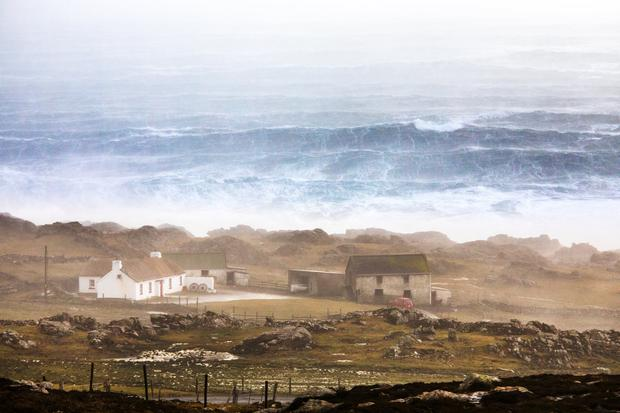 Martina Gardiner's Malin Head Storm was the overall winner of 2019s Love Your Coast Photography competition.