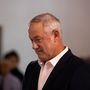 Benny Gantz, leader of Blue and White party. Photo: REUTERS/Ronen Zvulun