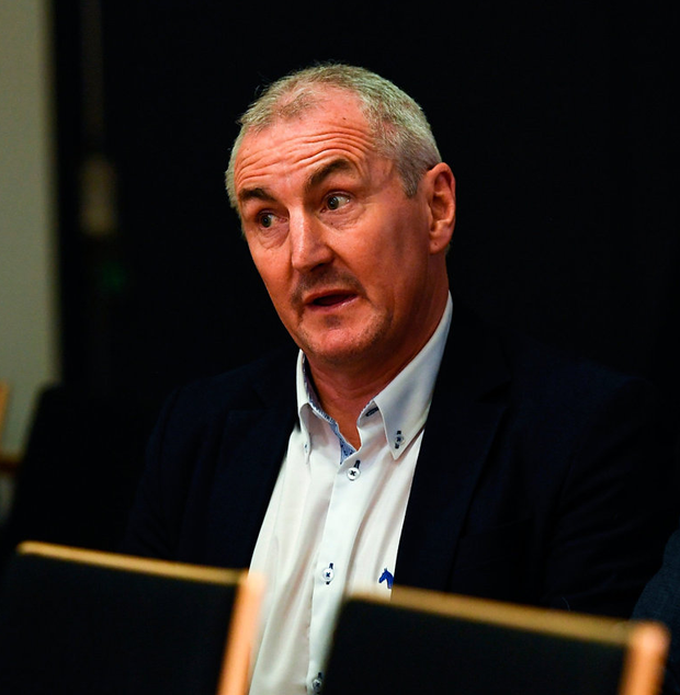 Former Cork boss John Caulfield. Photo: Harry Murphy/Sportsfile