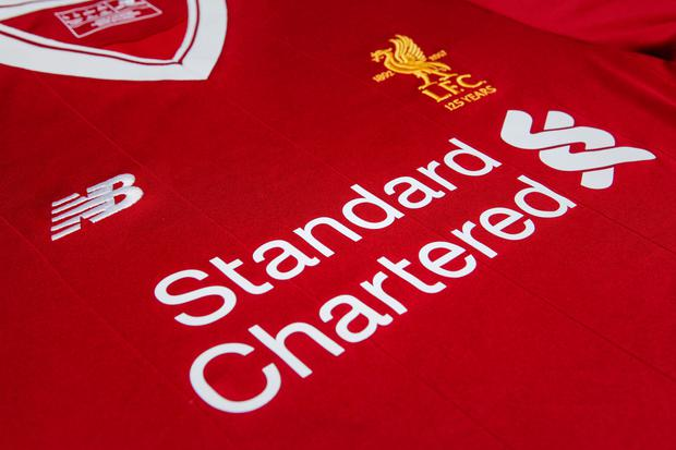 Liverpool FC win High Court battle against sportswear giant New Balance
