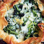 Nigel Slater's Filo Pastry, Cheese, Greens