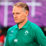 Joe Schmidt. Photo: PA