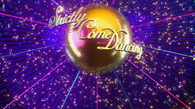 Strictly Come Dancing logo (BBC)