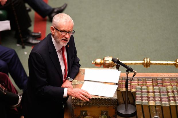 'Labour pretends it can represent those who voted for Brexit and those who voted Remain, when those positions are wildly divergent.' Photo: UK Parliament/Jessica Taylor