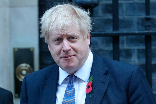 'Could Boris Johnson in time morph into a prime minister of real distinction?' Photo: PA
