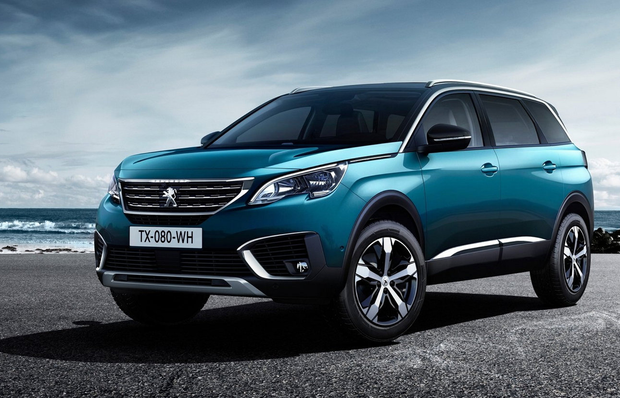 ROOM BOOM: Peugeot 5008 has oodles of space and seven seats if you want them