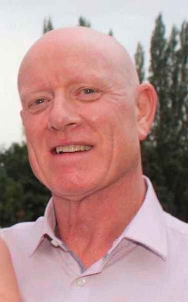 Adrian Scott, who was killed following a car crash outside Wetherby Racecourse on Saturday Photo credit: West Yorkshire Police/PA Wire