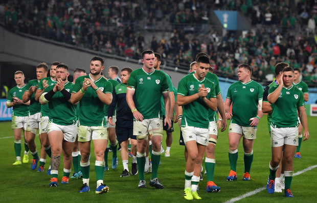 For the seventh time in nine World Cups, Ireland exited at the quarter-final stage but the players will welcome the chance to get back on the horse at club level. Photo by Brendan Moran/Sportsfile