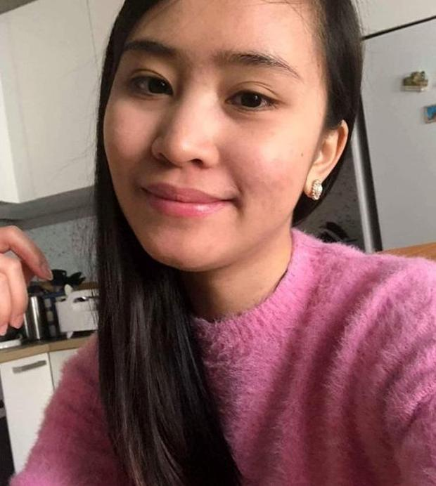 Jastine Valdez who was killed after being abducted