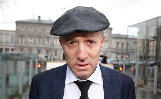 Independent TD Michael Healy-Rae. Photo: Tom Burke