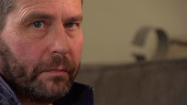 'I was screaming': Kevin Lunney was subjected to a brutal attack during which his captors also threatened his family. Photo: BBC Spotlight/BBC/PA Wire