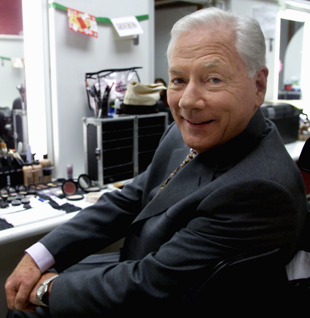 The late Gay Byrne. Photo: David Conachy