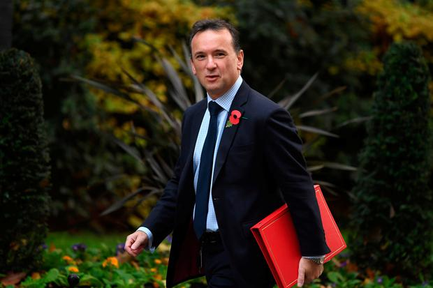Former Wales Secretary Alun Cairns. Photo by Chris J Ratcliffe/Getty Images