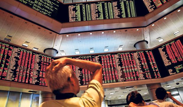 Influence: Stock markets can have more power than a country's citizens. Photo: Joshua Paul