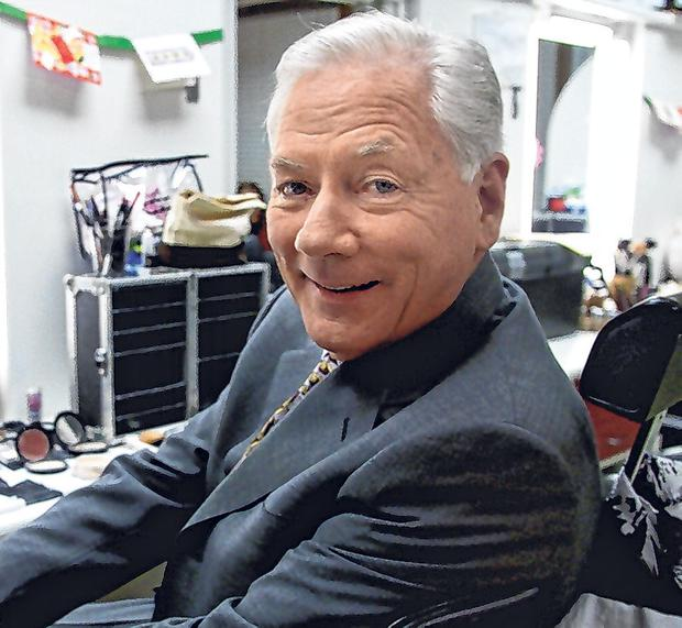 Iconic: It's easy to be nostalgic for the lost Ireland represented by Gay Byrne. Photo: David Conachy