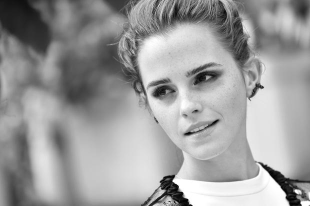 Emma Watson attends 'The Circle' Paris Photocall at Hotel Le Bristol on June 22, 2017 in Paris, France. (Photo by Pascal Le Segretain/Getty Images)