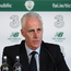 Mick McCarthy has already named his team for Thursday evening's games against New Zealand. Photo: Stephen McCarthy/Sportsfile