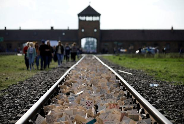 Liliana Segre, who was sent to Auschwitz in 1944 at the age of 13, has been receiving up to 200 hate messages a day. REUTERS