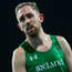 Conor McIlveen was the first of the Irish athletes to see action in Doha as temperatures reached 34 degrees during the race. Photo: Sportsfile
