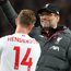 Central figure: Jurgen Klopp initially doubted Jordan Henderson's ability but the midfielder has become a key player in this Liverpool side under the German's tutelage. Photo: Getty Images