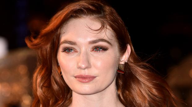 Eleanor Tomlinson wants to move on from her Poldark part (Matt Crossick/PA)