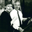 Mary O'Sullivan with Gay Byrne in 1985