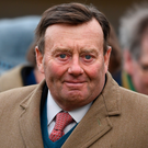 Nicky Henderson. Photo: Sportsfile