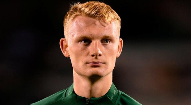 Scales to continue his football education in Ireland