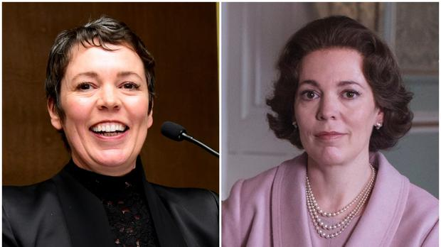Olivia Colman plays the Queen in The Crown (Netflix/PA)