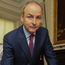 Fianna Fáil leader Micheál Martin said young renters had been failed by the Government. Photo: Gareth Chaney/Collins
