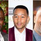 Idris Elba and Dwayne 'The Rock' Johnson have congratulated John Legend after the US singer succeeded them in being named sexiest man alive by People magazine (PA)