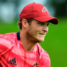 Battling back from the brink has made Munster's Tyler Bleyendaal mentally stronge. Photo: Sportsfile