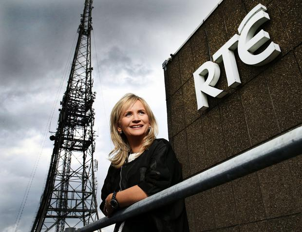 Plans to transform: Dee Forbes, RTÉ director general