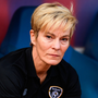 Republic of Ireland women's manager Vera Pauw. Photo: Harry Murphy/Sportsfile