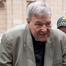 George Pell is serving six years for sex assaults on two boys. Photo: AP