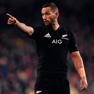 Aaron Cruden. Photo by Ramsey Cardy/Sportsfile