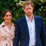 Future decisions: Harry and Meghan sometimes seem to be drawing away from the stuffy ways of Britain's royal family, as suggested by their warmth towards Hillary Clinton. Photo: Dominic Lipinski/PA Wire