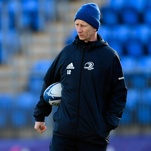 LOOKING FORWARD: Leinster's head coach Leo Cullen. Pic: Sportsfile