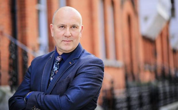 Stephen Bell, founder and chief executive of Cullaun Capital. Photo: Gerry Mooney