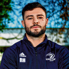 Robbie Henshaw admits he was curious to find out what sort of reception he would have received at the Sportsground. Photo: Brendan Moran/Sportsfile