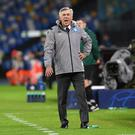 Carlo Ancelotti. Photo: Francesco Pecoraro/Getty Images