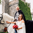 New love: Orlagh and Gary Walker on their wedding day last May